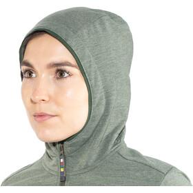 Sherpa Dawa Veste Femme, mewa green